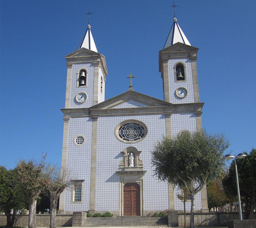 Igreja Matriz São Tiago de Silvalde