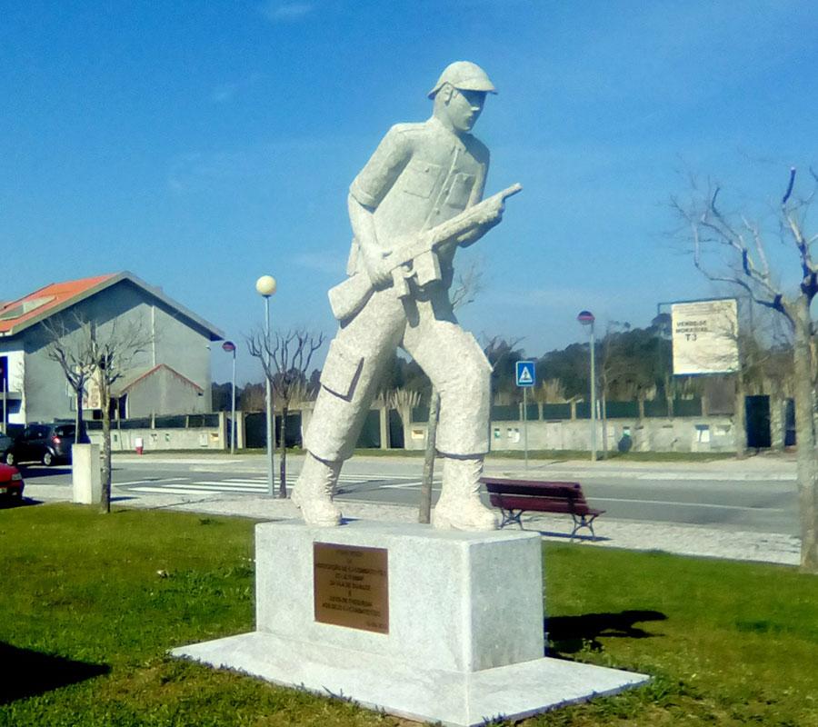 Monumento de Homenagem aos Ex-Combatentes do Ultramar
