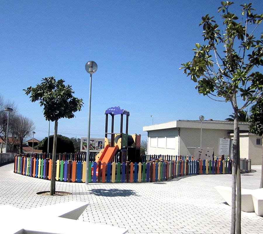 Parque Infantil Largo da Igreja