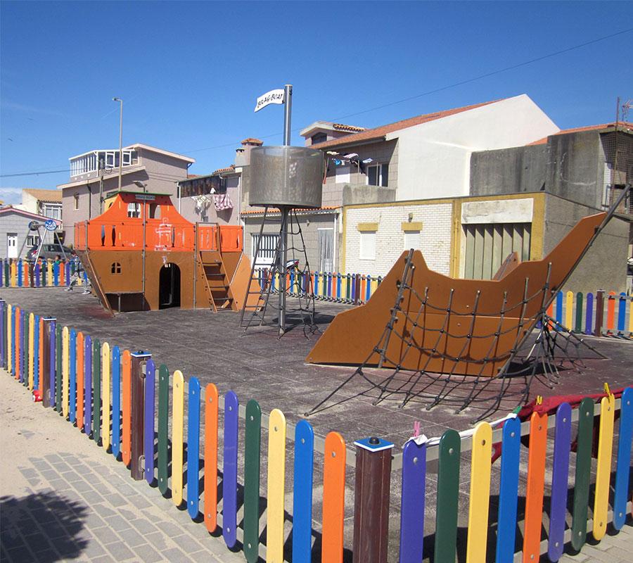 Parque Infantil Marinha