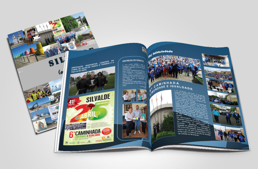 Silvalde em Revista 2015